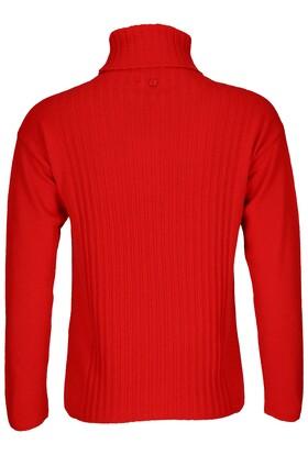 Pullover Rollkragen 1/1 Arm