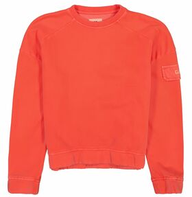 Sweatshirt im Cargo-Look
