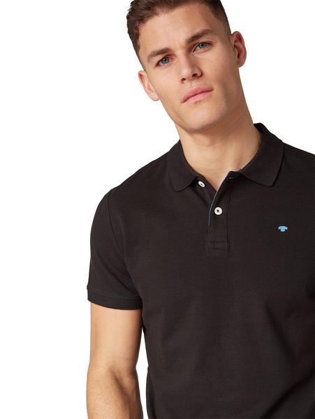 Schlichtes Poloshirt