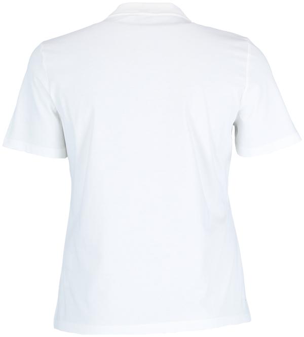 "T-Shirt ""CRV REGULAR C-NK FLOCK STP TEE"""
