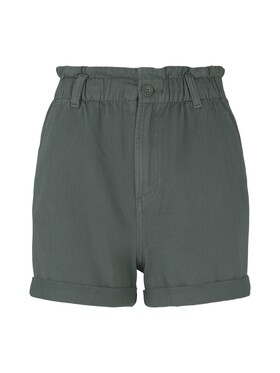 Relaxed Paperbag Shorts