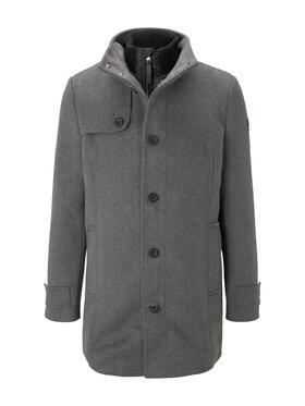 wool coat NOS