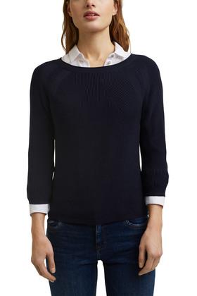 Mit Hanf: Pullover aus LENZING™ ECOVERO™
