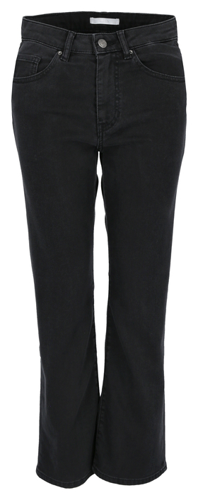 """Cropped Jeans """"Kickflare"""""""