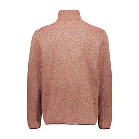 Fleece Knit-Tech mit Zickzack-Muster