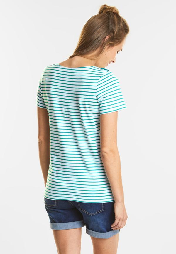 u-boot stripe shirt