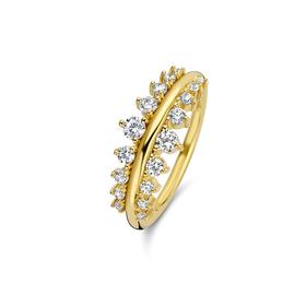 "Ring ""EMPRESS"", Gr. 56"