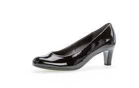 elegante Pumps Lederimitat
