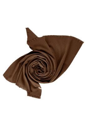 Weicher Schal mit Struktur
