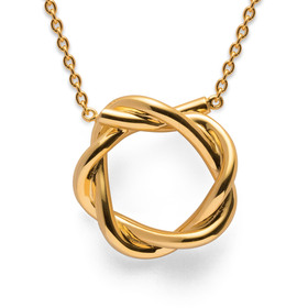 "Kette mit Anhänger ""Infinite Twist Collection"""