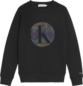 CIRCLE MONOGRAM SWEATSHIRT