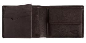 Macau jeans wallet, brown
