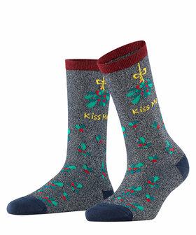 Socken Kiss Mas