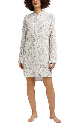 Blumen-Nachthemd aus LENZING™ ECOVERO™