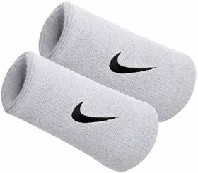 """Schweißbänder  Nike """"SWOOSH DOUBLEWIDE WRISTBANDS"""""""
