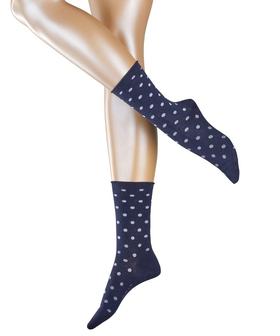 Socken Multicolour Dot