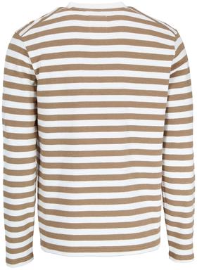 Langarm-Shirt aus Organic Cotton