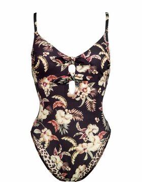 Double Bow Swimsuit