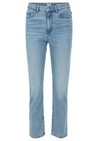 Regular-Fit Jeans aus Stretch-Denim in Cropped-Länge