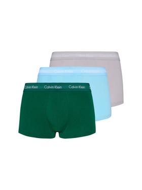 3er-Pack Hüft-Shorts