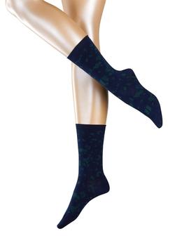 Socken Leoprint