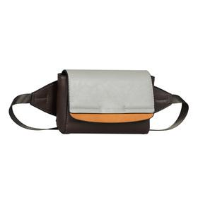 Henrietta Belt bag, Belt bag mixed brown