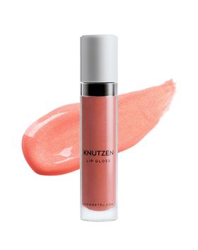 KNUTZEN - Lip Gloss - 5 Apricot Shimmer