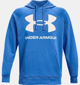 UA Rival Fleece Big Logo Hoodie