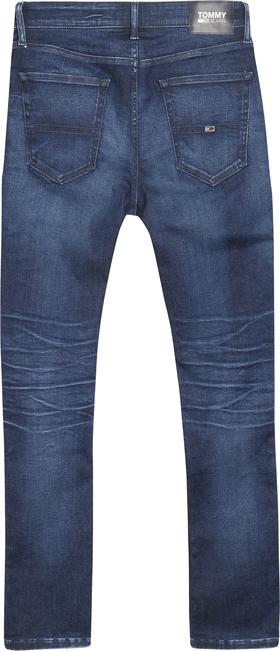 Scanton Slim Stretch-Jeans mit Fade-Effekt
