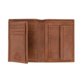 Salo, High form wallet, cognac