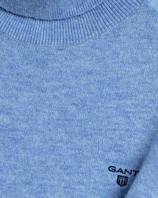 Superfeiner Lambswool Rollkragen Sweater