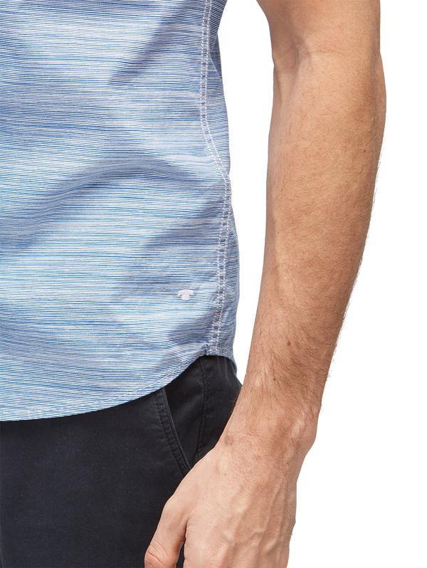 Freizeit Hemd Slim Muster