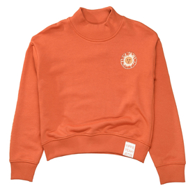 Sweatshirt mit Rückenprint
