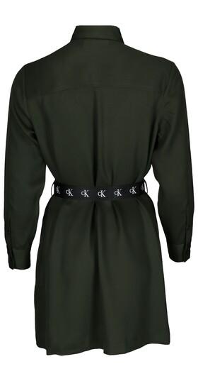 Blusenkleid mit Workerdetails