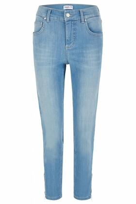 """Jeans """"Skinny Ankle Zip"""" mit modischen Reißverschlüssen"""