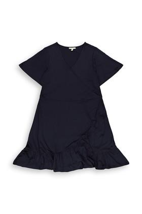 CURVY Jerseykleid, LENZING™ ECOVERO™