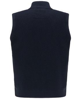 Vest, Nylon Details