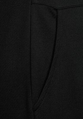 Jerseykleid in Unifarbe