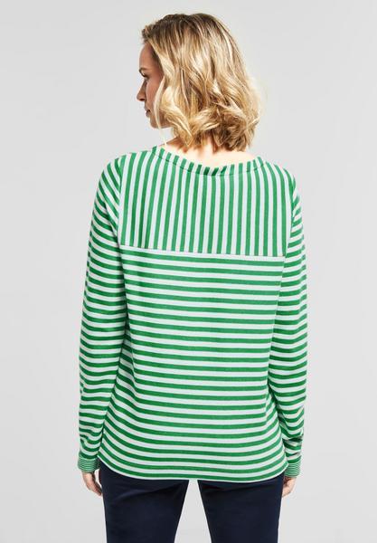 Weiches Streifen Shirt