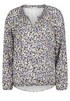 Langarm-Bluse