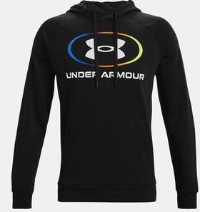 "Hoodie ""UA Rival Fleece Lockertag"""