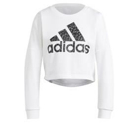 Sweatshirt Leopard Graphic