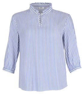 Blouse, striped