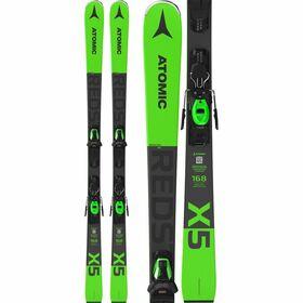 """Ski """"Redster X5 green + M 10 GW"""""""