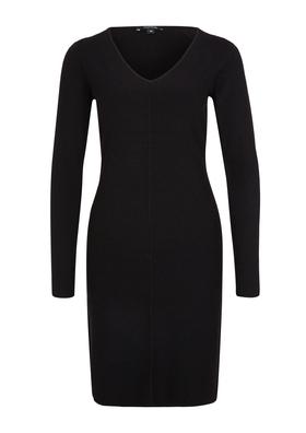 Wollmix-Kleid