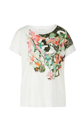 Reich verziertes Shirt
