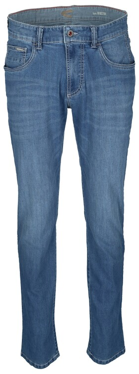 5-Pocket Houston Light Denim