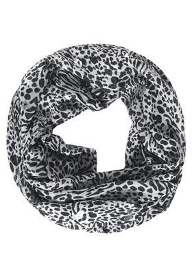 Loop mit Animal Print-Mix