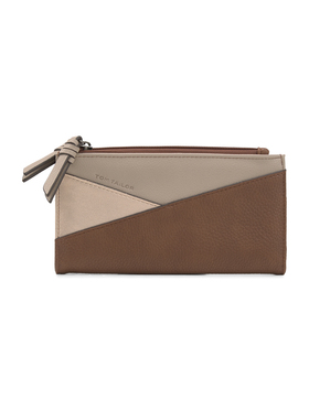 ELINA Wallet, mixed cognac