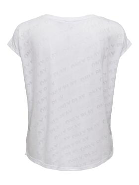 ONPARA CURVED BURN OUT SS TEE